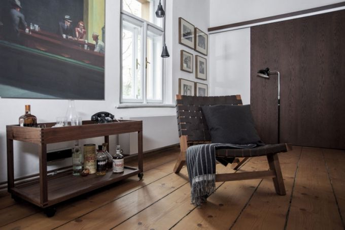 LUGI: kolekce nábytku Back to roots