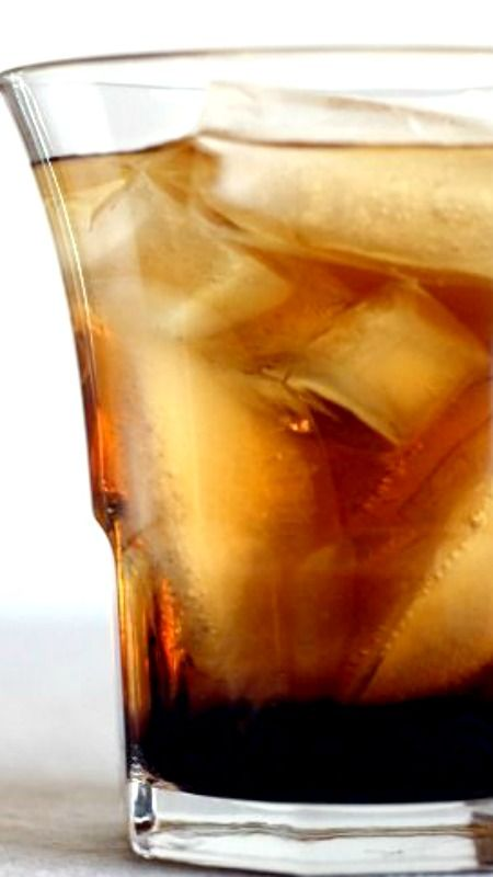 Black Russian Recipe ~ vodka and Kahlua, or other coffee flavored liqueur over ice
