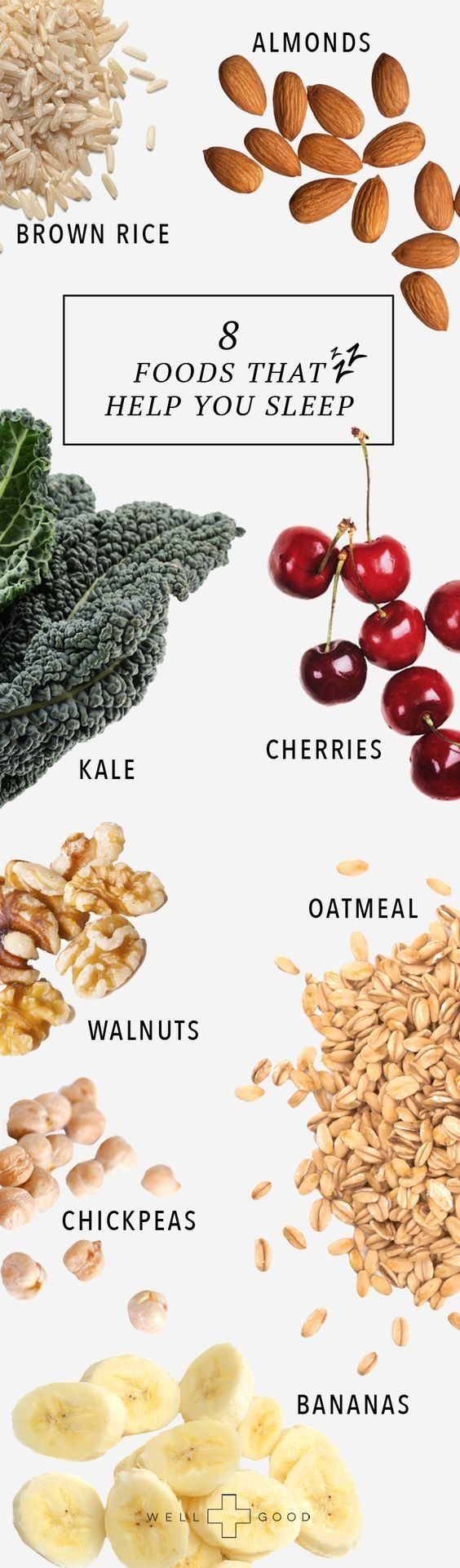 If you need help getting better sleep, try incorporating a few of these foods into your diet.