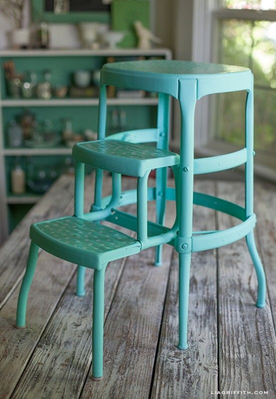 Love this step-stool.