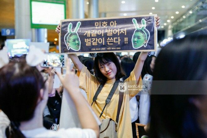 180708 Winner S Arrival In Vietnam Airport Jampacked Of