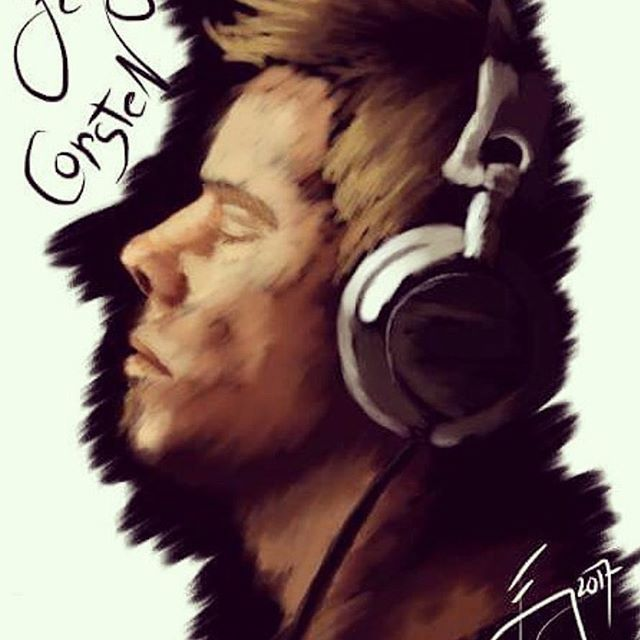 This is amazing!! Tag me in your fan art. #lostinthetrance #FerryFanArt 📷@delias_7