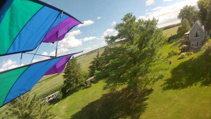Gopro kite