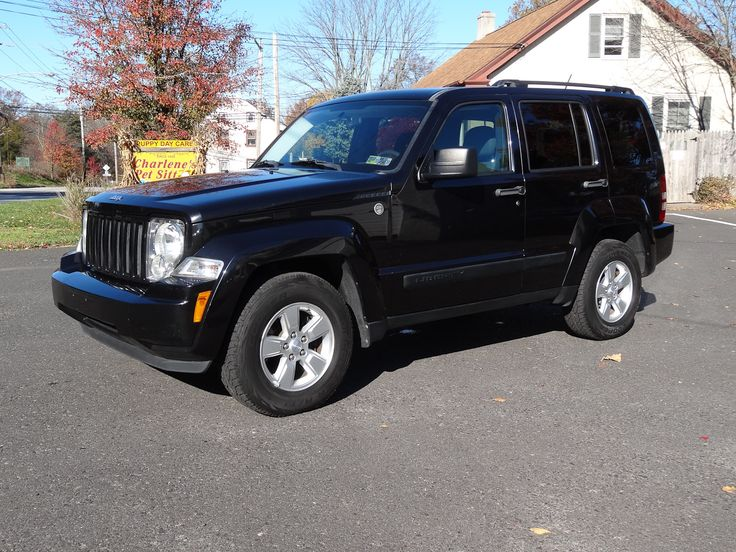 Check out this awesome 1-Owner 2010 Jeep Liberty Sport 4WD SUV! This highly rated, fun to drive SUV was just serviced, inspected and fully detailed! Gorgeous Brilliant Black Crystal exterior, paired with functional, yet comfortable dark slate gray cloth interior. This Liberty is versatile, safe & reliable, yet still affordable! Warranty packages available! Stop by or call us at 215-513-4100 to schedule your test-drive appointment before this incredibly nice 2010 Jeep Liberty Sport is gone…