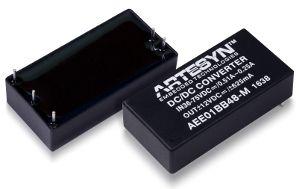 Artesyn Embedded Technologies ha anunciado las series AEE15W-M y AEE20W-M de convertidores DC-DC de 15 y 20 W, respectivamente, para ofrecer una solución eficiente en aplicaciones industriales e instrumentación médica, donde se requieren certificados y aislamientos adicionales.