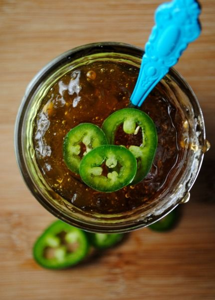 Jalapeño Jelly - Jalea de Jalapeño  from sweetlifebake.com