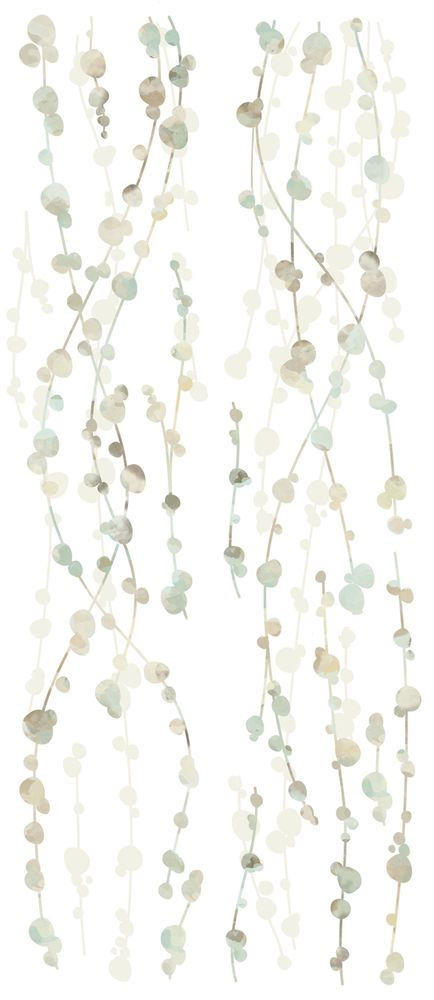 Wallpaper Inn Store - Hanging Vine Watercolor Wall Decals, R299,95 (http://shop.wallpaperinn.co.za/hanging-vine-watercolor-wall-decals/)