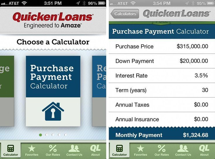 Mortgage Calculator By Quicken Loans For Iphone Review Imore Mortgageapplicatio Mortgage Calcul Mortgage Loan Calculator Quicken Loans Mortgage Amortization