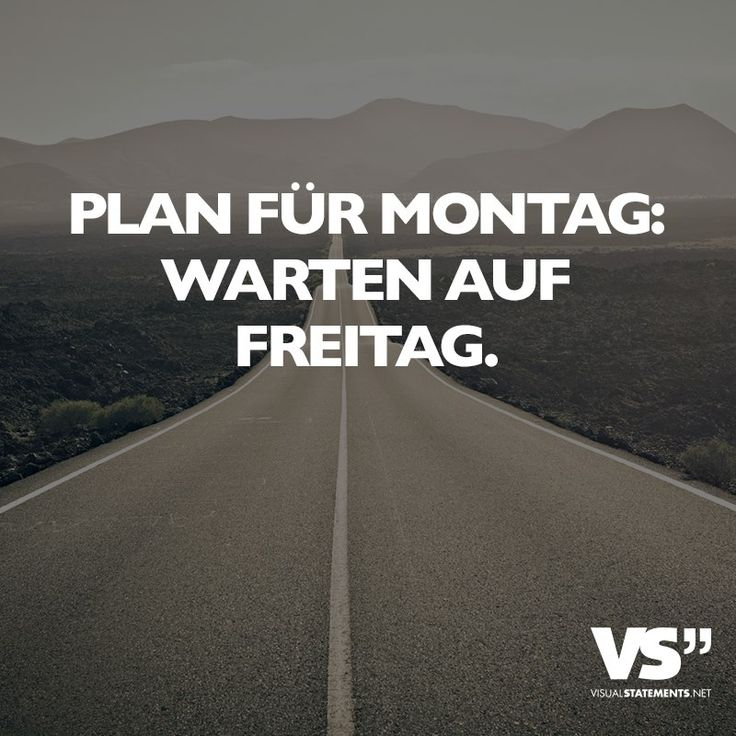 """""""Plan für Montag: Warten auf Freitag."""" // Statement Cases by DeinDesign >> http://designskins.com/de/designs/statements?rm=all // #deindesign #designcase #dd #handycase #handycover #handyhuelle #smartphone #iphone #phonecase #case #cover #huelle #bag #tasche #visualstatements #statements #quote #love #friendship #fun #monday #montag # freitag #friday #tgif #weekend"""