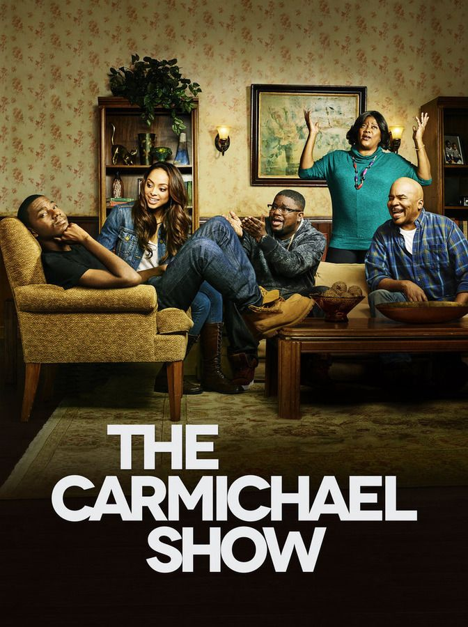 RETURNS IN JAN 2017  -     The Carmichael Show (TV Series 2015– ) - COMEDY