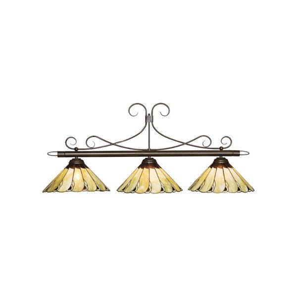 Sausalito Pool Table Light from Family Leisure