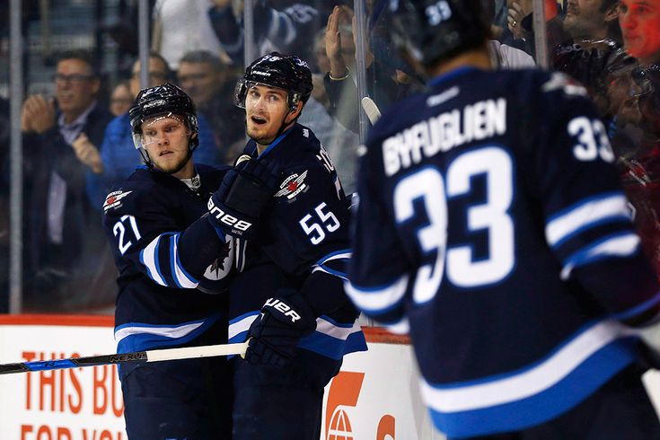 Sure the playoffs are a long shot for the Jets, but Winnipeg's top blue-liner believes they have the pieces to contend for the Cup in years to come.