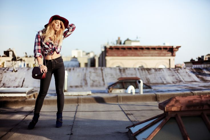 On The Roof With Charming Charlie