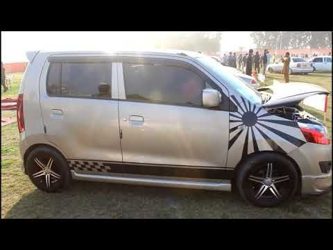 Suzuki Wagon R Fully Modified || PGC Motor Show HD