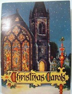 Vintage 1957 Christmas Carol book give-away from John Hancock Insurance Company.