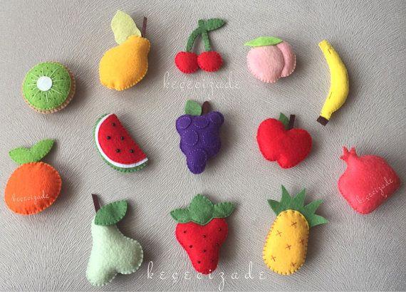 Hey, I found this really awesome Etsy listing at https://www.etsy.com/listing/264704758/felt-fruit-felt-food-felt-toy-fruits-set