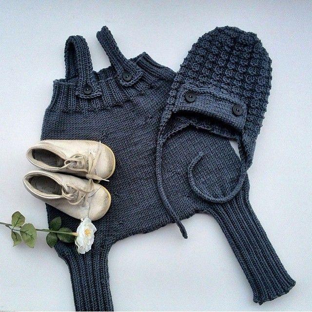 Lovely knit by @strikkvild!!
