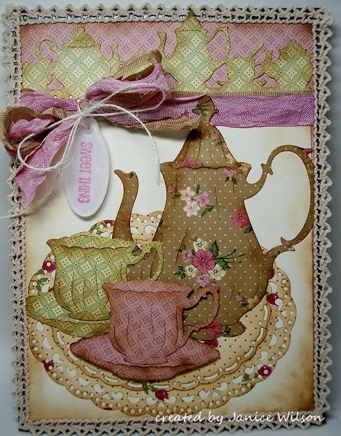 CottageBLOG: Tea For Two