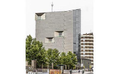 Centro Cívico Delicias . Zaragoza . Cerrejón Arquitectos