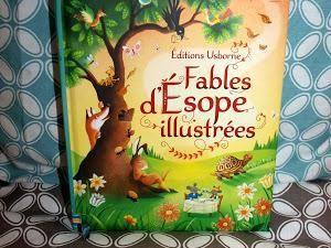 Fables d'Ésope illustrées ( Editions Usborne) + Concours • Hellocoton.fr