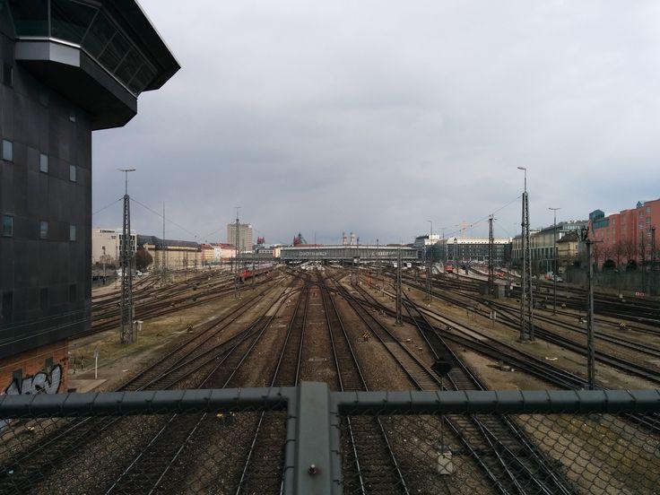 Hauptbahnhof - München, Deutschland