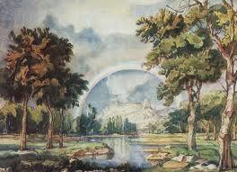 Результат пошуку Google на запит http://uploads3.wikipaintings.org/images/konstantin-bogaevsky/rainbow-1931.jpg