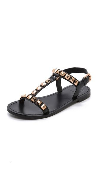 Tory Burch Kenna Flat Sandals.  $285