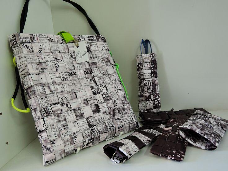 9 besten taschen aus papier bilder auf pinterest papier taschen und clutch tasche. Black Bedroom Furniture Sets. Home Design Ideas
