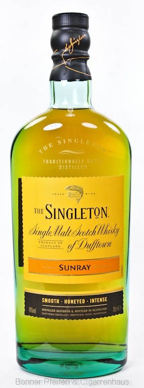 Singleton #Whisky Sunray