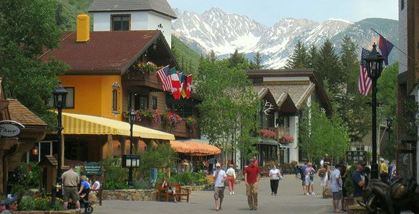 This is exactly how great summer is in Vail!