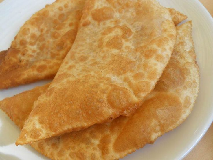Çiğ Börek (Çibörek)                        -  Zehra Şener #yemekmutfak