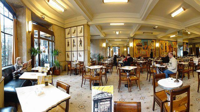 Mejores 16 im genes de bares cafeterias restaurantes en - Restaurante semproniana barcelona ...