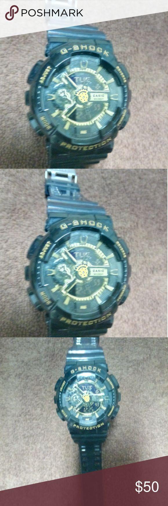 G Shock Watch G Shock Watch New Casio Accessories Watches