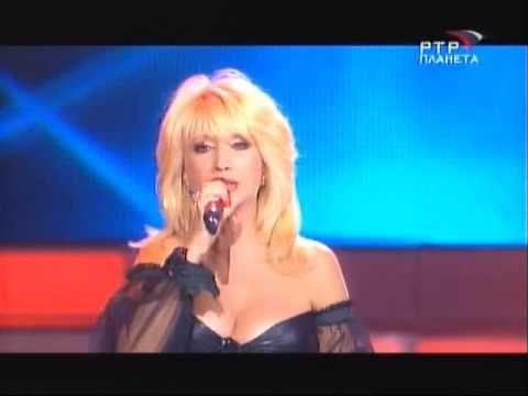 Ирина Аллегрова на концерте ко дню работника транспорта - 22.11.2009