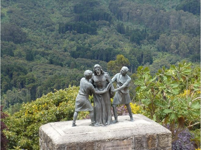 Серро-де-Монтсеррате, Богота (Колумбия)