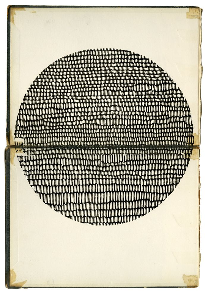The Hard Way – woodblock on book covers by Kate Castelli.