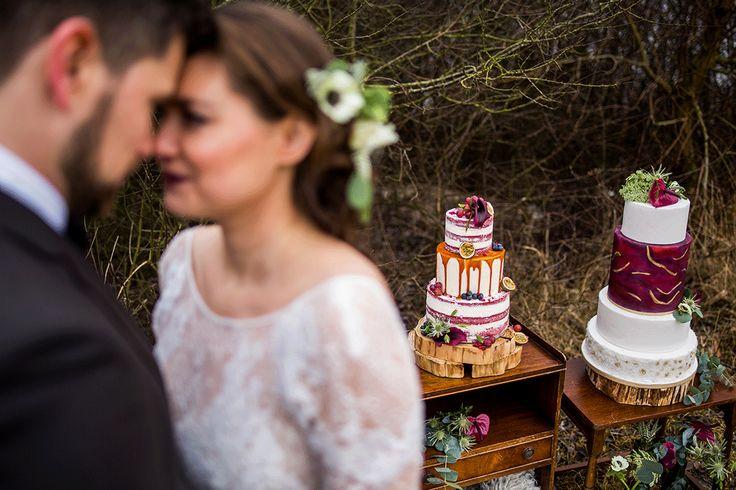 ZIjn die taarten niet samen en apart prachtig? Foto: DM Fotografie