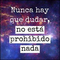 No dúvidas de ti  #nuncahay...#marialadeiras