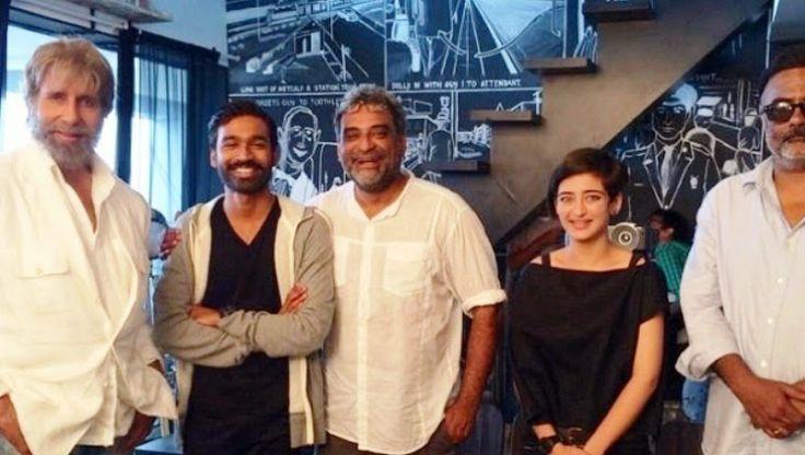 Shruti Hassan's sister Akshara Hassan in Shamitabh Release Date & Star Cast
