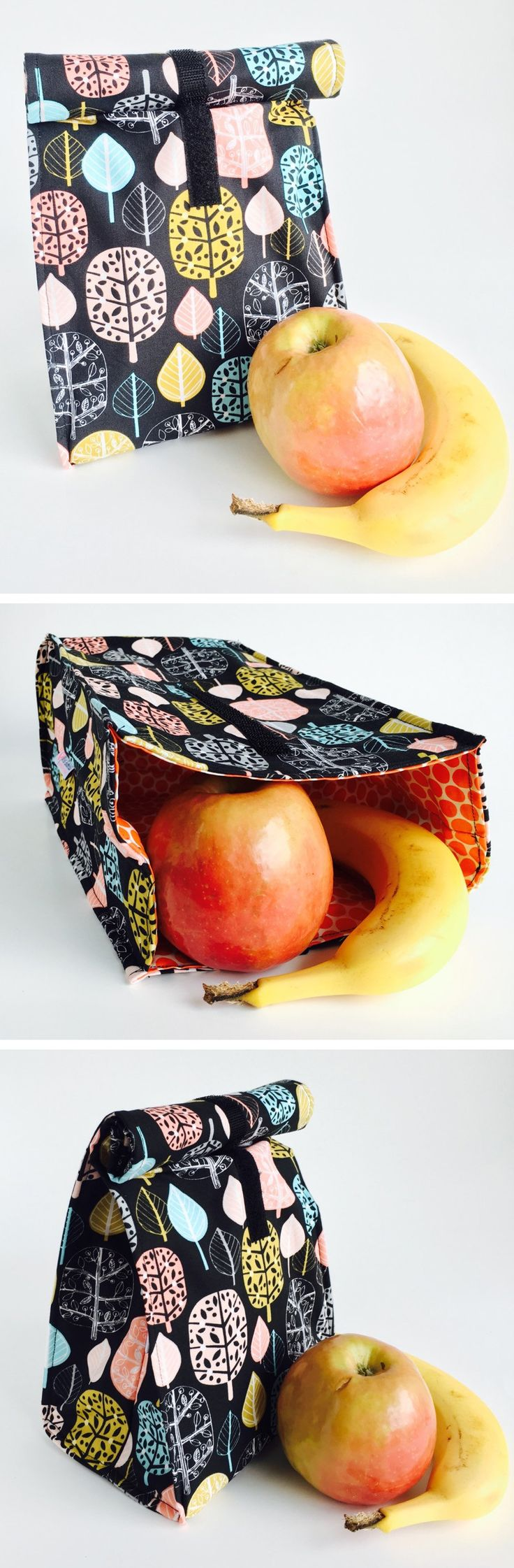 88 Best Foodies For Kids Images On Pinterest Healthy Nutrition Dat Edwina Orange Slip Miss Zuckerlich Madeforgood Lunch Bag Reusable Food Or Fruit Adults