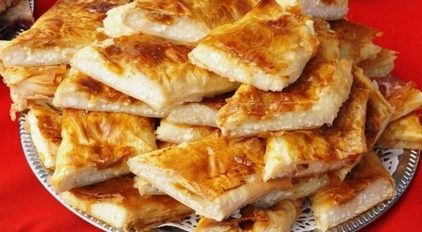Phyllo triangles stuffed with cottage cheese, simple pastries! - Vesna's Recipes