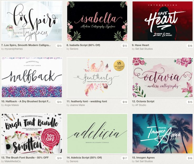 The 25+ best Best script fonts ideas on Pinterest | Best ...