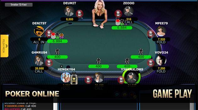 Pokeronline Bank Bri