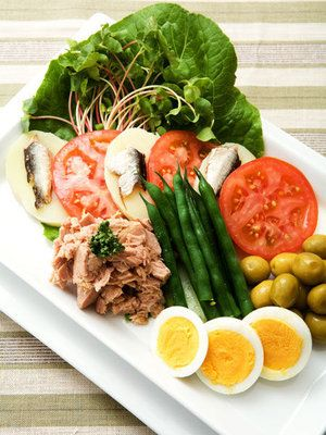 【ELLE a table】ニース風サラダレシピ|エル・オンライン