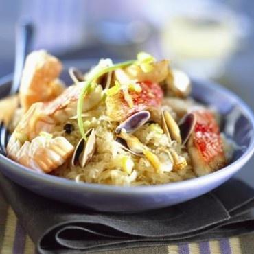 Petite choucroute de la mer    Spécialité alsacienne par excellence