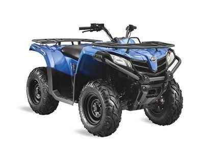 New 2016 Cfmoto CFORCE 400 ATVs For Sale in New York. MODEL YEAR2016MODELCForce 400 CamoM.S.R.P. *Request a QuoteDIMENSIONSLENGTH82.6 in.HEIGHT45.3 in.WIDTH43.3 in.WEIGHT760 lbs.GROUND CLEARANCE9.8 in.WHEELBASE49.6 in.SEAT HEIGHT21.2 in.ENGINEENGINE1-cylinder, 4-valve, SOHCHORSEPOWER31 hp @ 7,200 rpmDISPLACEMENT400 ccBORE X STROKE91 x 61.5 mmTORQUE24 ft. lbs. @ 6,000 rpmCOMPRESSION RATIO10.3:1FUEL SYSTEMEFIIGNITIONECUCOOLINGLiquidDRIVETRAINTRANSMISSIONCVTech driveDRIVEEngine brake…