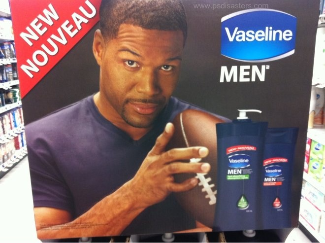 Someone is missing a finger. football photoshop disasters #badads bad ads