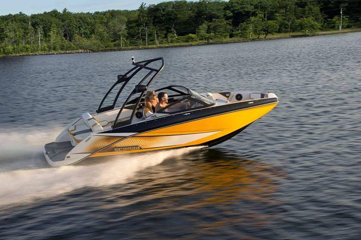 Scarab 195 Boat, Ski boats, Row row your boat