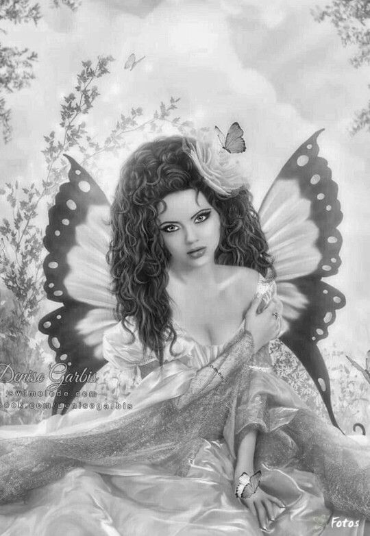 107 best gray scale people coloring pages images on pinterest ... - Coloring Pages Beautiful Angels