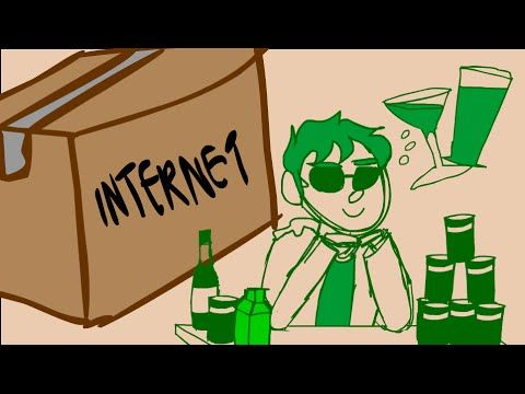 Internet Box - Michael's Drunk Story